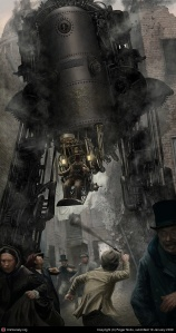 Roger Nobs - Steampunk Goliath
