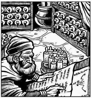 The Giant Librarians of Debir