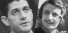 Paul Ryan loves Ayn Rand