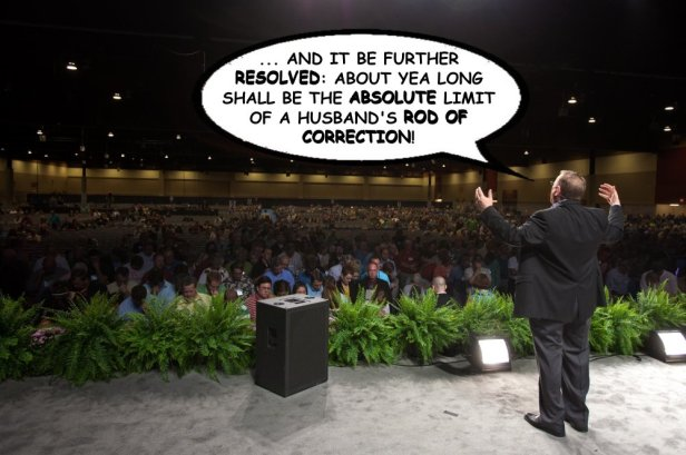 Business Time at the 2011 Southern Baptist Convention, Phoenix, Arizona