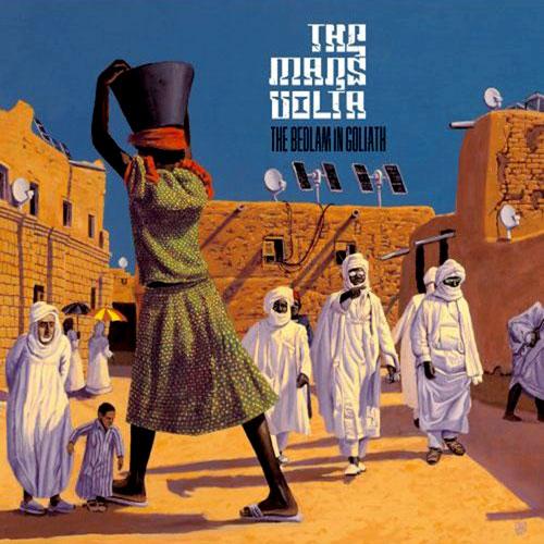 The Mars Volta - Bedlam In Goliath