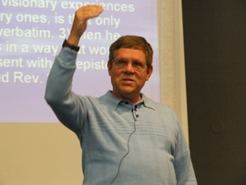 Ben Witherington the Third: Queer reading of David and Goliath?