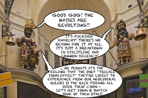 Gog and Magog riot