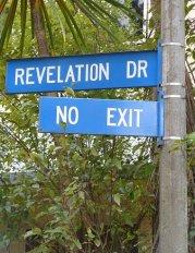 Revelation Drive - No Exit