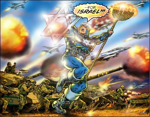 Captain Israel