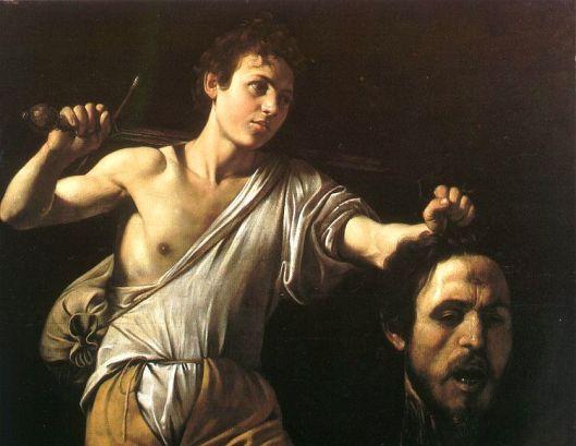 Caravaggio - Head of Goliath