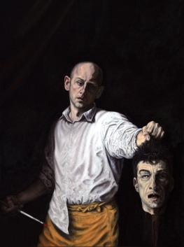 No. 534 (from Caravaggio) - David Dalla Venezia