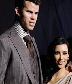 Kris Humphries and Kim Kardashian - Kim filed for divorce after only 72 days of marriage
