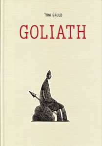 Goliath cover - Tom Gauld