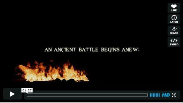 Dáithí agus Goliath trailer