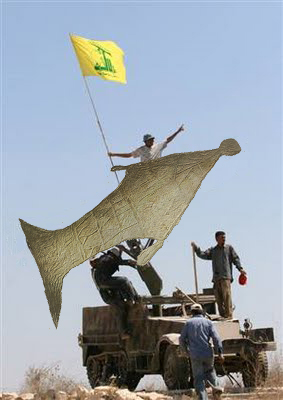 Simcha Jacobovici: Could be a Hezbollah katyusha rocket, could be a fish, I dunno