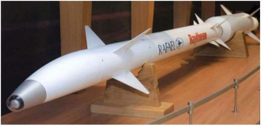 David's Sling (קלע דוד) missile