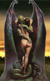 nephilim-and-woman