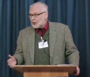 David J.A. Clines: One of the גברים אשר מעולם?