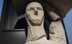 Did the Canaanite Giants settle in Sardinia after the Conquest